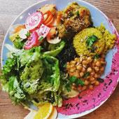 Cantine healthy et veggie