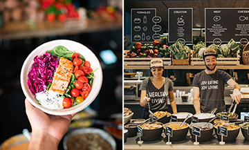Como Kitchen, la cantine healthy qui met tout le monde d'accord