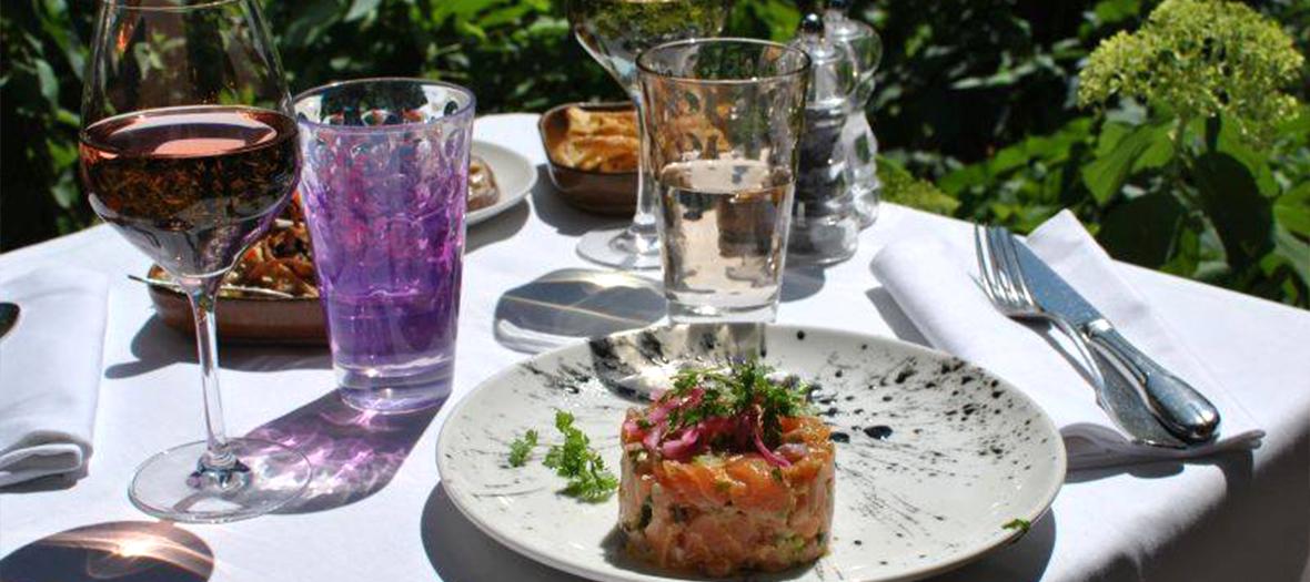 Le Cafe De La Jatte