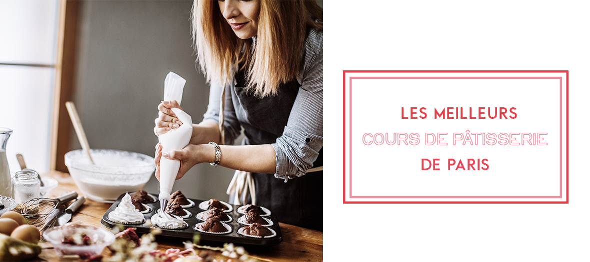The Best Pastry Courses In Paris