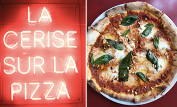 The best pizza in Marseille has landed in the Marais