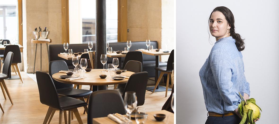 Restaurant de Julia Sedefdjian