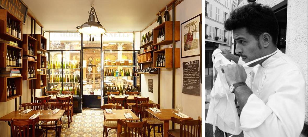 Restaurant de Simone Tondo