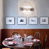 Ambiance intérieur et Décoration de table du restaurant Astier