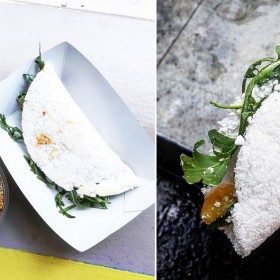 Brazilian restaurant in Paris and Brazilian crepe