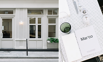 Mar'co : the revival of the colette Water Bar