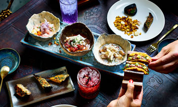 Coya: the new address of bling-bling tacos in paris