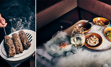 Sinner, the new trend restaurant that makes the Marais vibrate