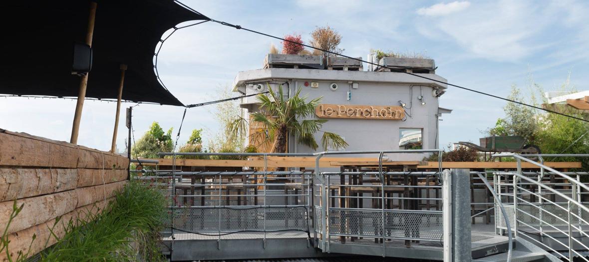 Rooftop du Perchoir