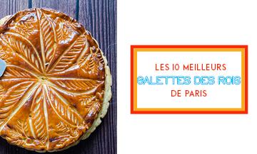 Top 10 des meilleures galettes de Paris