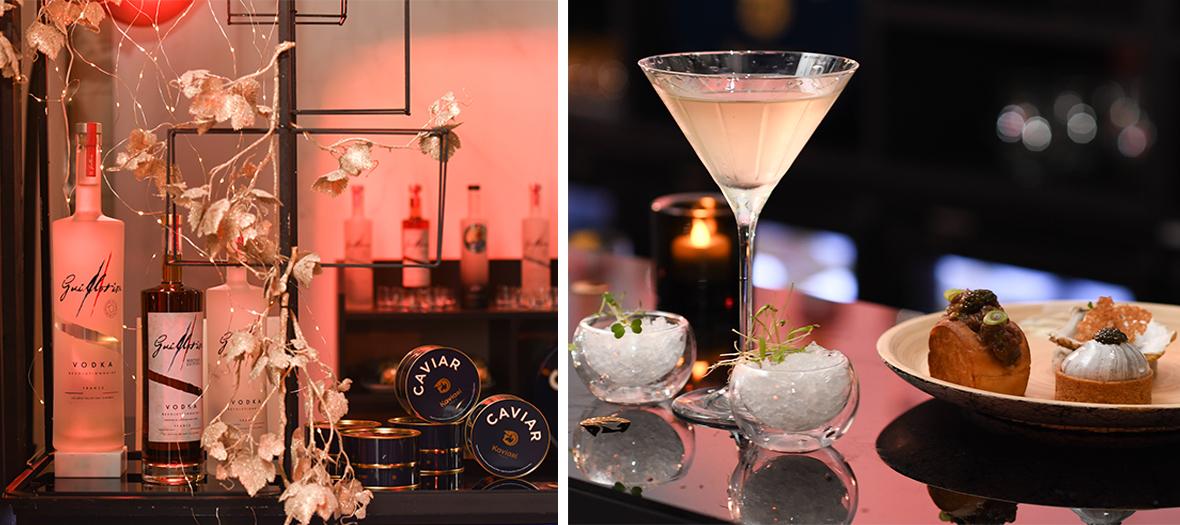 Vodkaviar Hotel Lutetia Paris