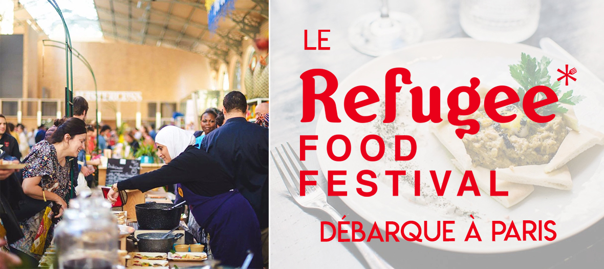 Restaurants parisiens participants au Refugee Food Festival