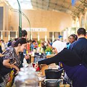 Restaurants parisiens participants au Refugee Food Festival