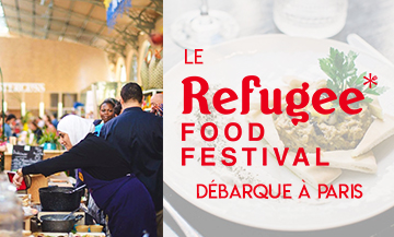 The best restaurants in Paris are participating in the Refugee Food Festival