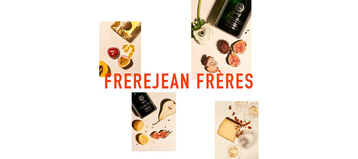 Le Noël des Artisans avec les Champagnes Frerejean Frères au Palais Vivienne