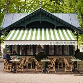 The new Bistrot Terrasse Madame in Paris