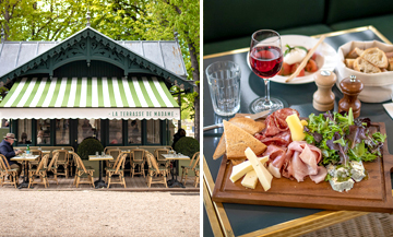 La terrasse de madame: the new favourite café of left bank parisiennes