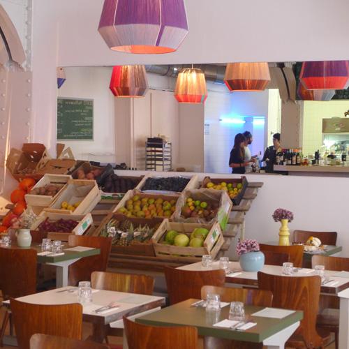Interieur du restaurant
