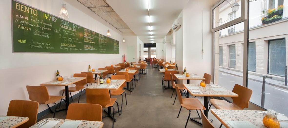 Restaurant japonais et végan
