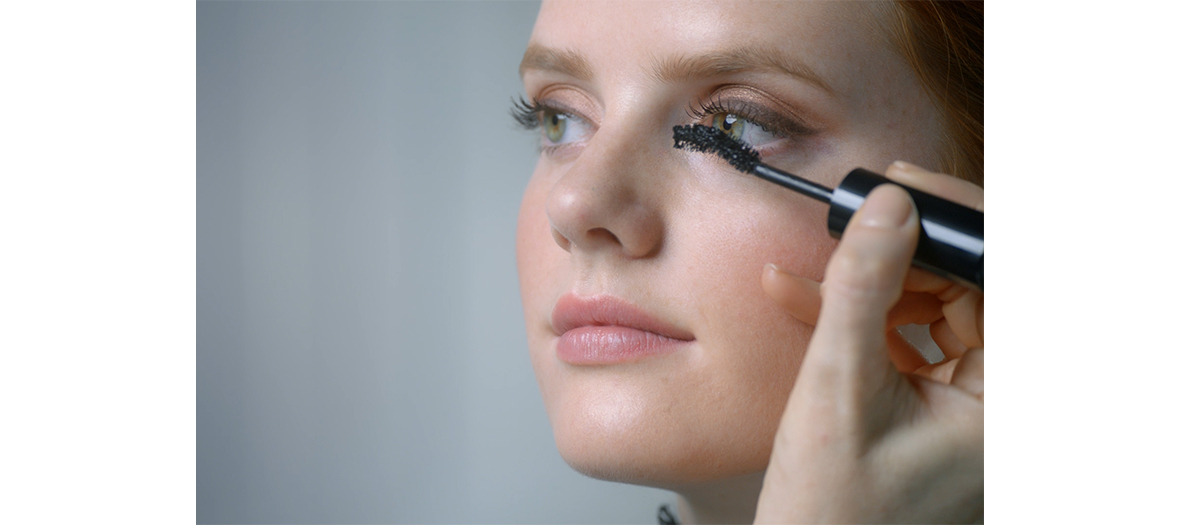 Make up session at Sisley in Paris