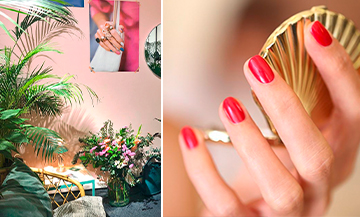 the nail bar that is creating a revolution in the semi- permanent manicure