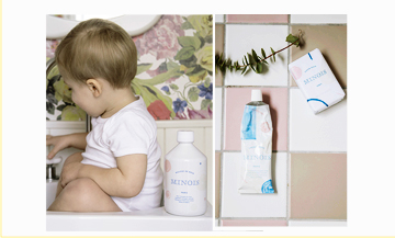 Minois: the stylish adddess to pamper your baby