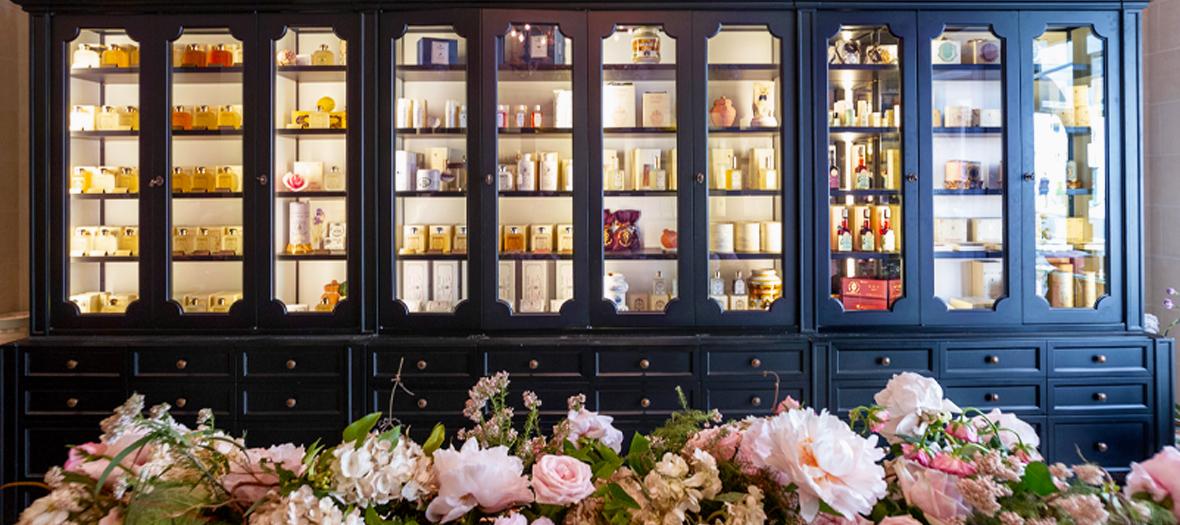 La parfumerie Santa Maria Novella de Catherine de Médicis
