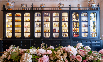 Santa Maria Novella opens its first apothecary boutique in Paris