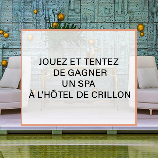 jeu conours spa hotel crillon inscriptions