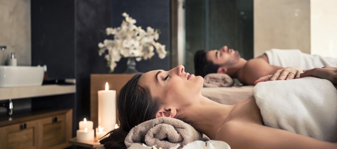relaxation dans les meilleures spa de Paris