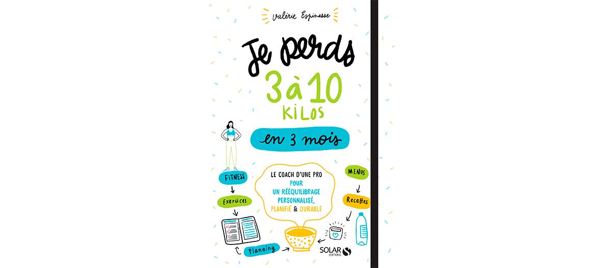 Livre de Valérie Espinasse, éditions Solar