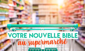 Le guide d'achat en supermarché de Julie Delorme
