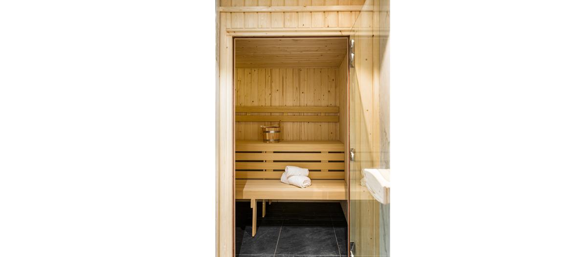 Avaton Sport Club Sauna
