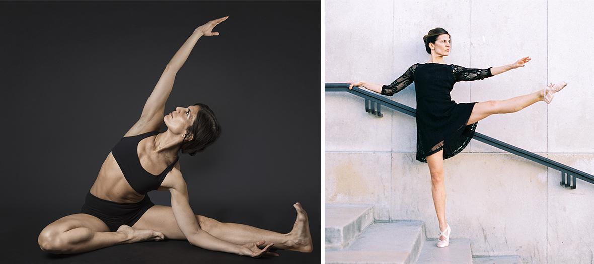 Barre + pilate + yoga