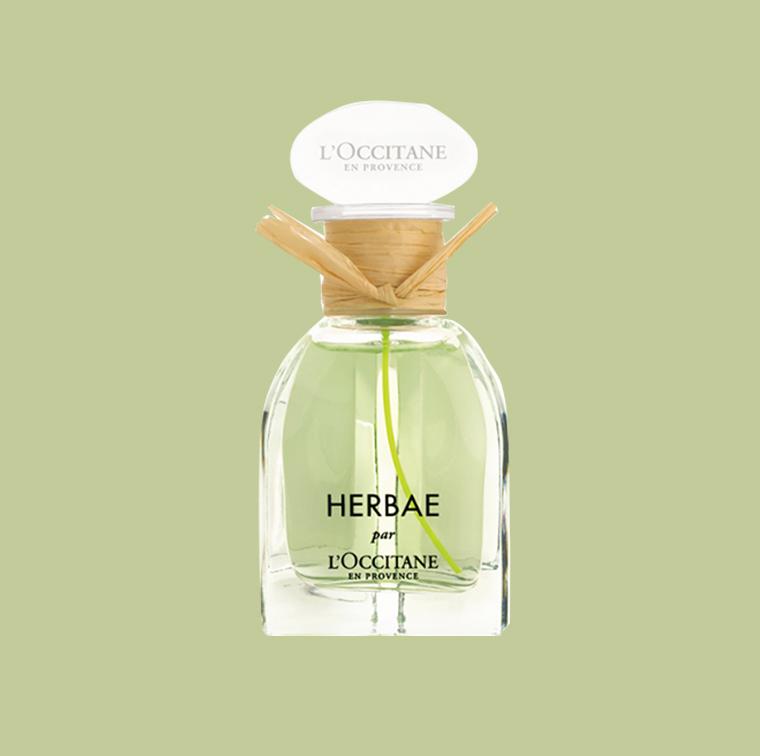 Eau de parfum Herbae 50ml de chez l'Occitane