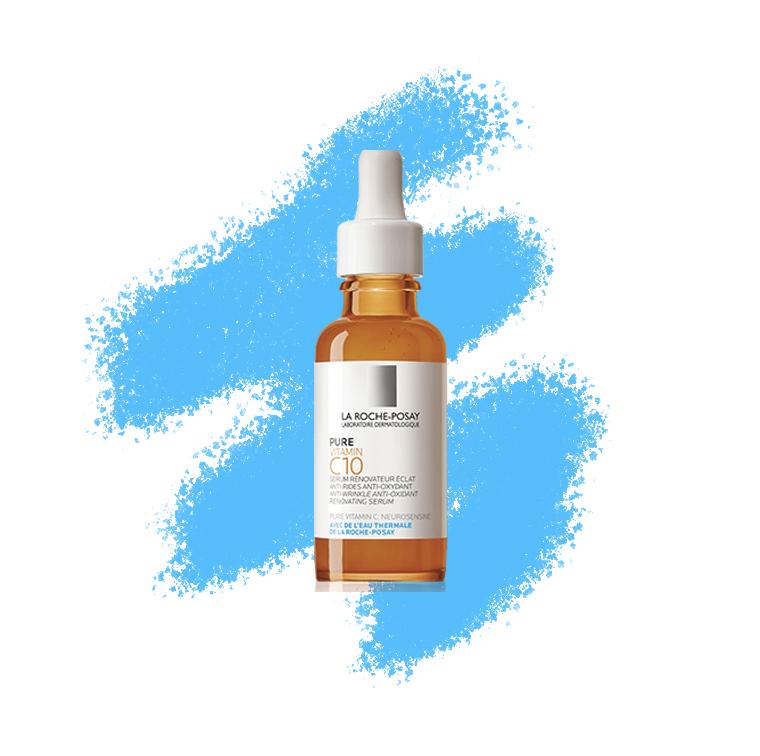 Booster vitamine C et acide salicyclique