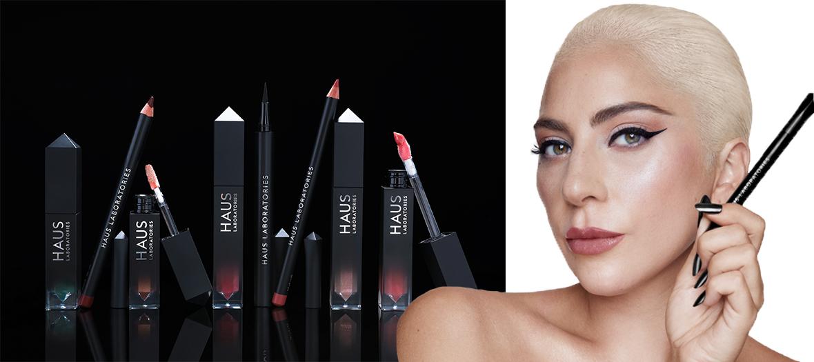 Haus Laboratories la marque cosmétique crée par Lady Gaga