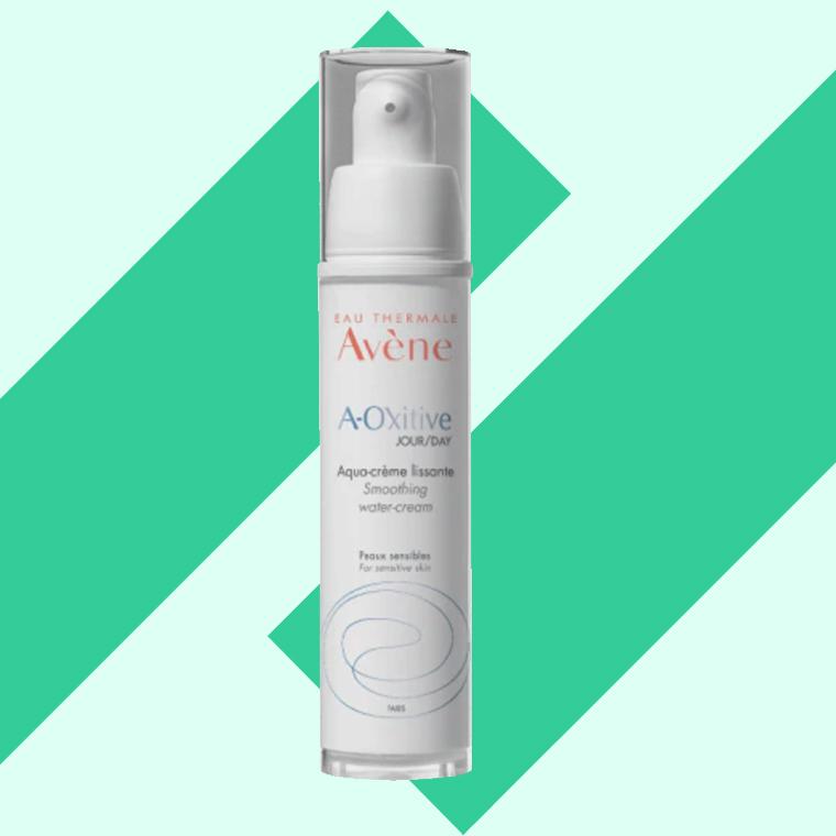l'Aqua-Crème A-Oxytive d'Avène retarde les premiers signes de l'âge