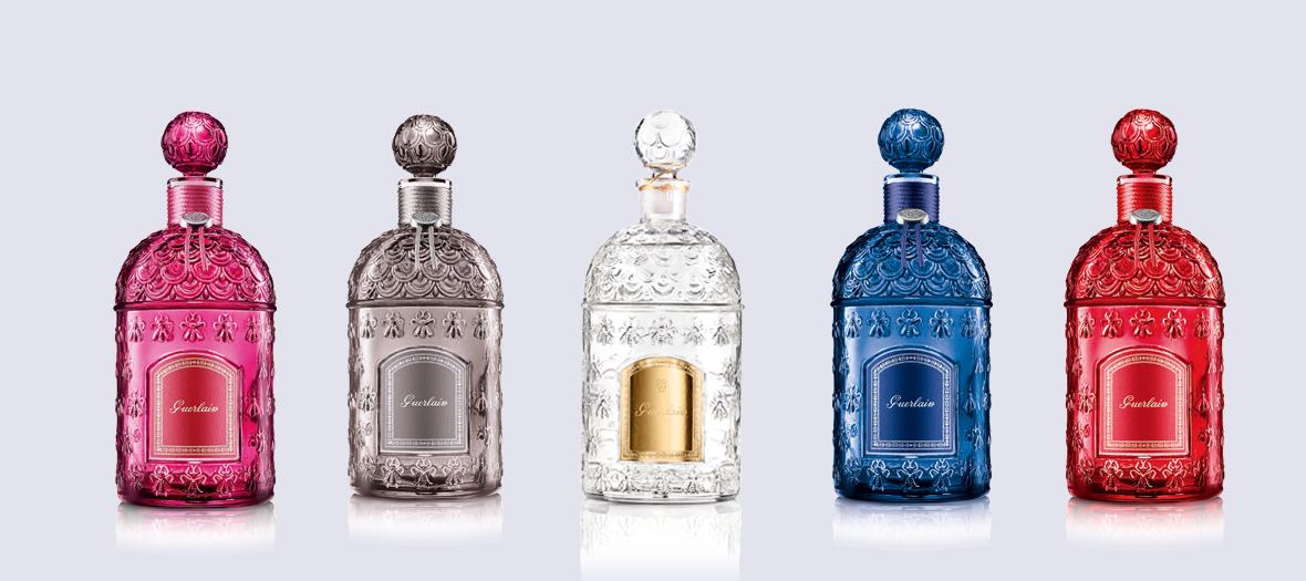 Eau de parfum pour femme, Abeilles Colorées de la Maison Guerlain à 150 €