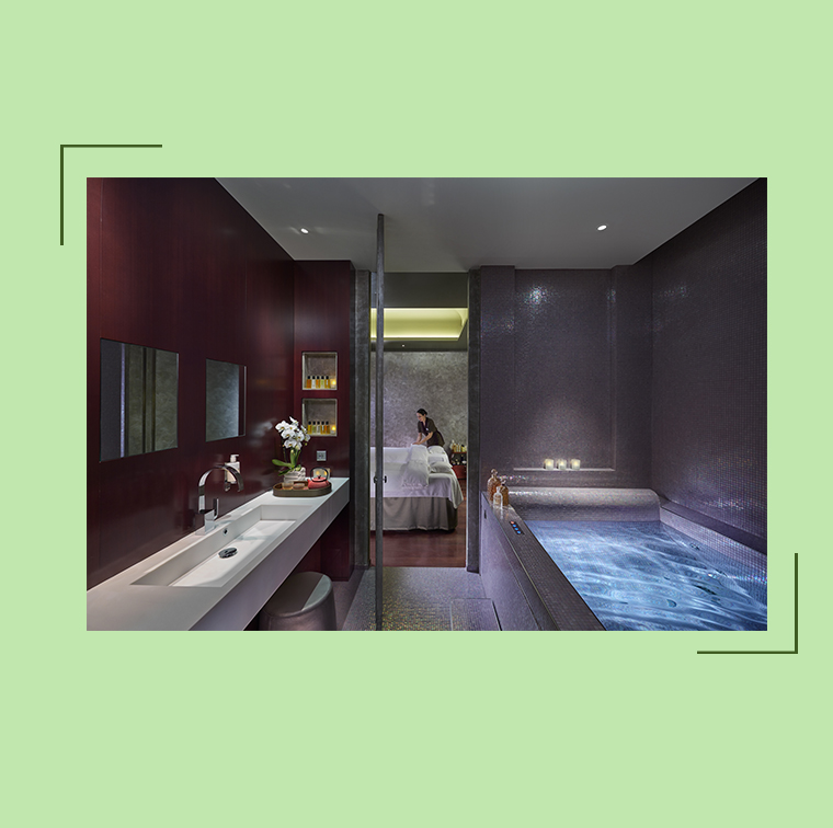 Spa Mandarin Oriental Paris à 280 €