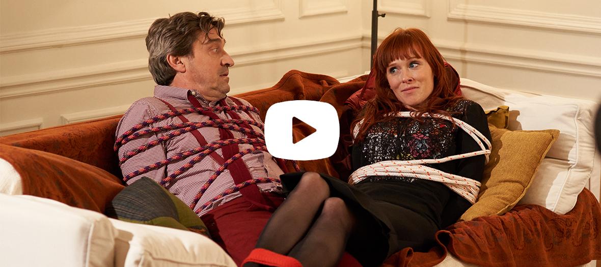 Extrait du film avec Audrey Fleurot et Louis-Do de Lencquesaing