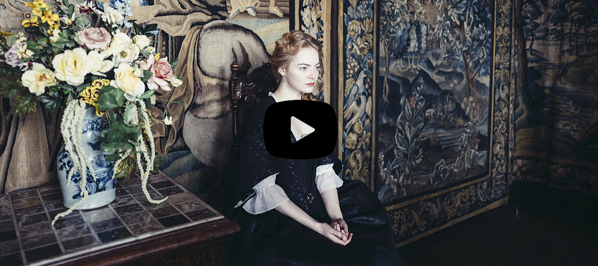 Extrait du film avec Emma Stone
