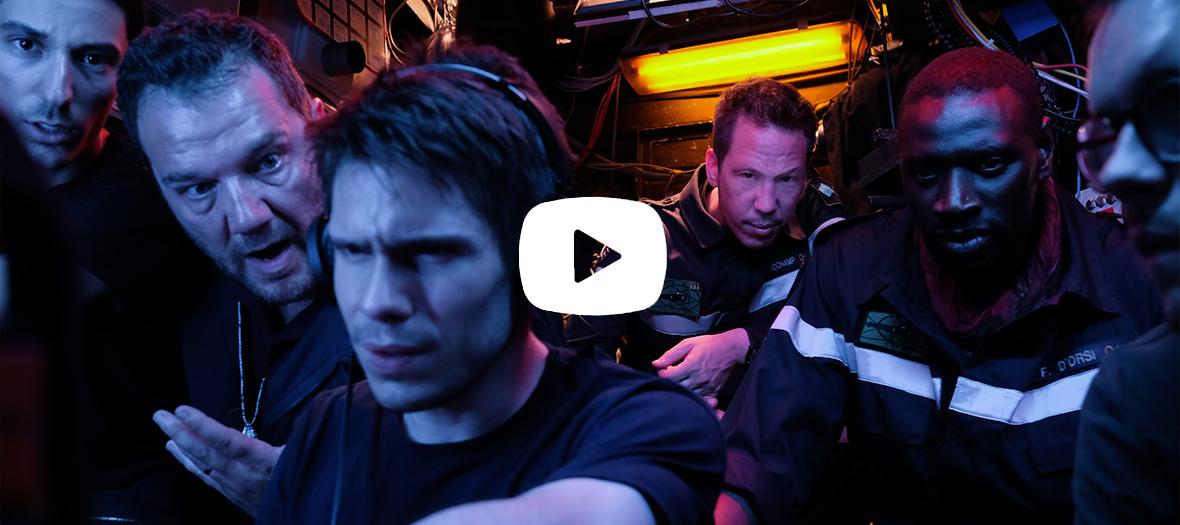 Extrait du film avec François Civil, Omar Sy, Mathieu Kassovitz et Reda Kateb