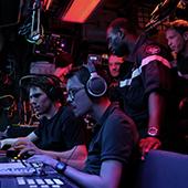 Film avec Extrait du film avec François Civil, Omar Sy, Mathieu Kassovitz et Reda Kateb