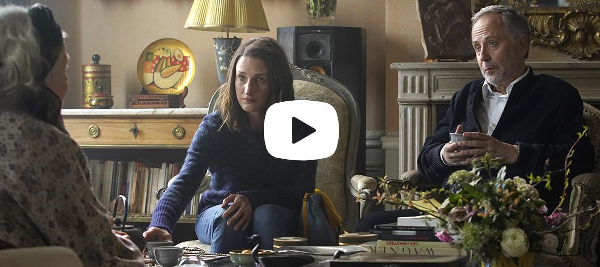 Extrait du film avec Camille Cottin et Fabrice Luchini
