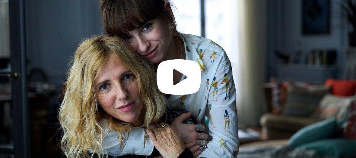 Extrait du film avec Sandrine Kiberlain et Thaïs Alessandrin