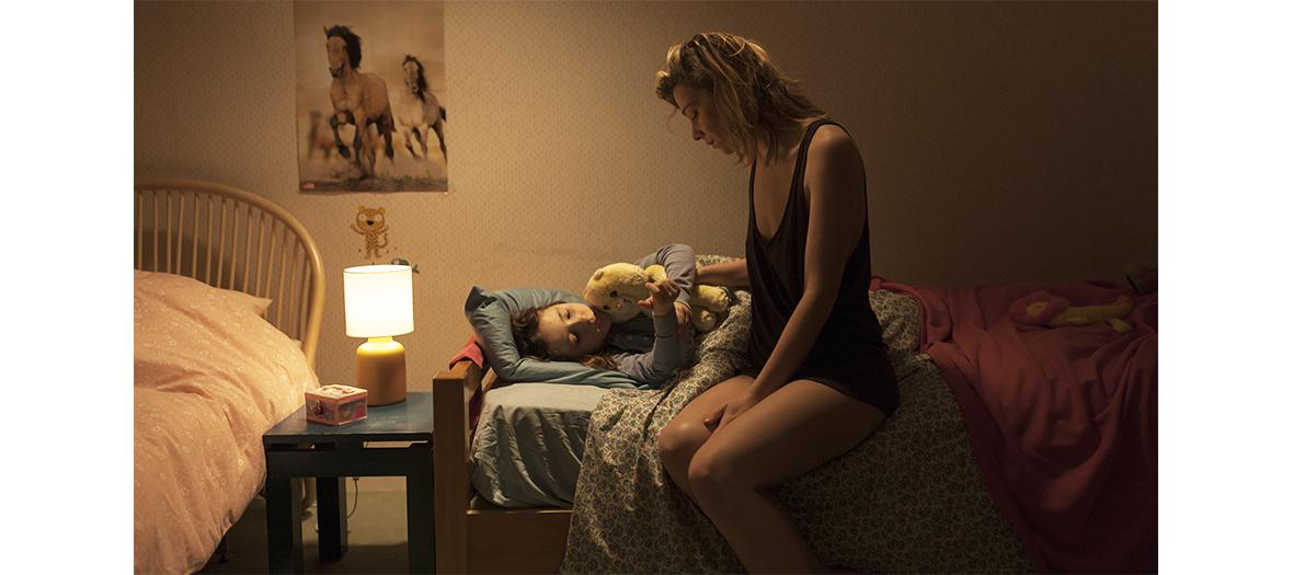 Céline Sallette dans le film Mais vous êtes fous