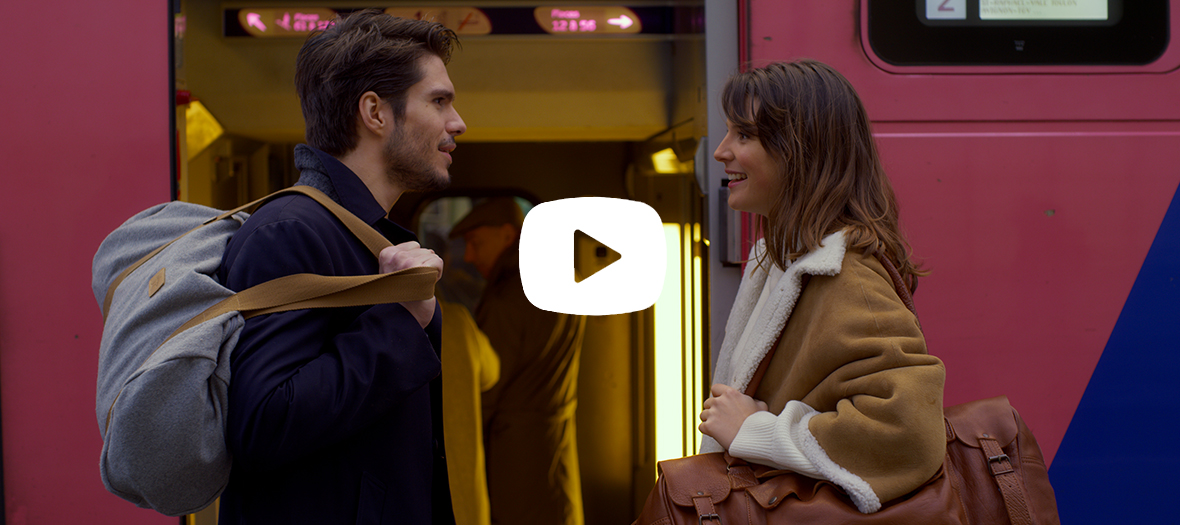 Extrait du film avec François Civil et Joséphine Japy