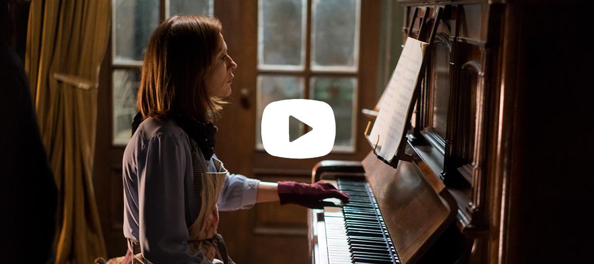 Extrait du film avec Isabelle Huppert