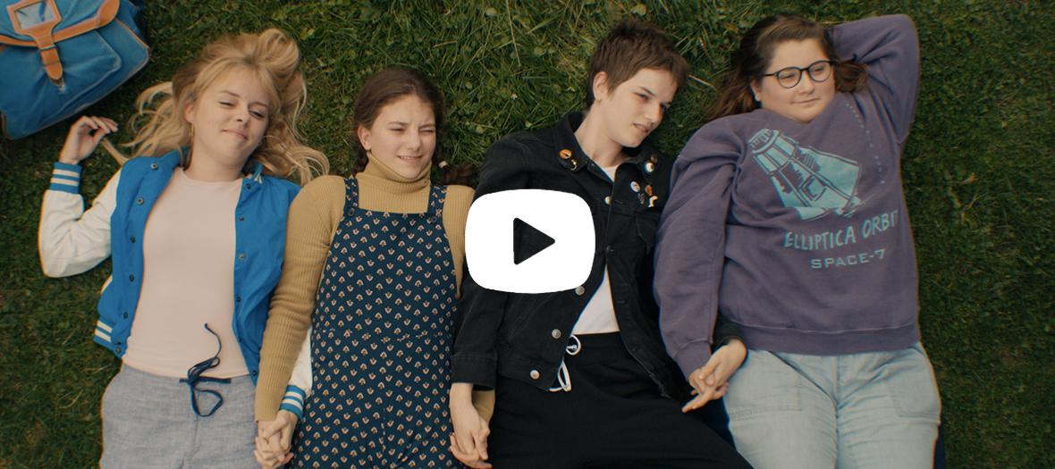 Extrait du film avec Angèle Metzger, Isabelle De Hertogh, Laure Duchêne et Pauline Serieys